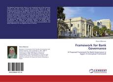 Couverture de Framework for Bank Governance