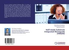 Portada del libro de Half-mode Substrate Integrated Waveguide (HMSIW)