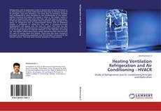 Heating Ventilation Refrigeration and Air Conditioning - HVACR的封面