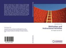 Обложка Motivation and Instructional Activities