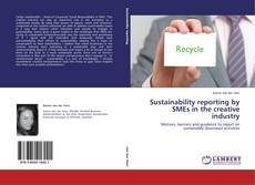 Couverture de Sustainability reporting by SMEs in the creative industry