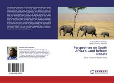 Bookcover of Perspectives on South Africa's Land Reform Debate