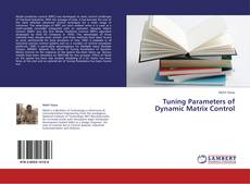 Bookcover of Tuning Parameters of Dynamic Matrix Control