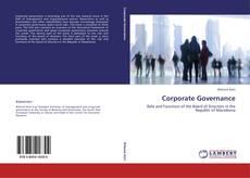 Capa do livro de Corporate Governance