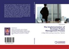 Bookcover of The Implementation of Strategic Project Management Process