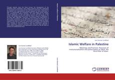Bookcover of Islamic Welfare in Palestine