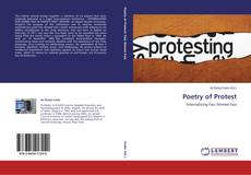 Borítókép a  Poetry of Protest - hoz