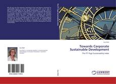 Capa do livro de Towards Corporate Sustainable Development