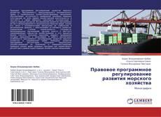 Правовое программное регулирование развития морского хозяйства kitap kapağı