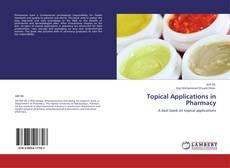 Topical Applications in Pharmacy kitap kapağı