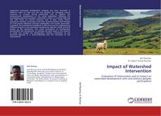 Bookcover of Impact of Watershed Intervention