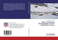 Capa do livro de India: Preliminary Demography of 2011 Population Census
