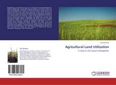 Agricultural Land Utilization kitap kapağı