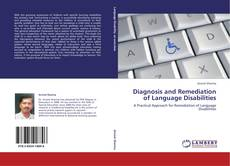 Diagnosis and Remediation of Language Disabilities kitap kapağı
