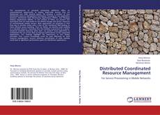 Buchcover von Distributed Coordinated Resource Management
