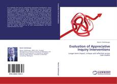 Borítókép a  Evaluation of Appreciative Inquiry Interventions - hoz