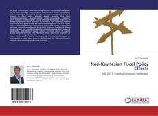Bookcover of Non-Keynesian Fiscal Policy Effects