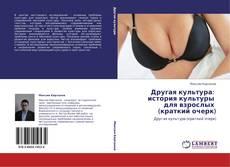 Bookcover of Другая культура: история культуры для взрослых (краткий очерк)