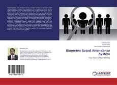 Capa do livro de Biometric Based Attendance System