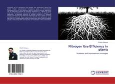 Portada del libro de Nitrogen Use Efficiency in plants