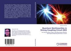 Buchcover von Quantum Nonlinearities in Strong Coupling Circuit QED