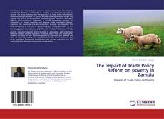 Bookcover of The Impact of Trade Policy Reform on  poverty in Zambia