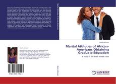 Bookcover of Marital Attitudes of African-Americans Obtaining Graduate Education