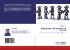 Capa do livro de Distributed Robot Flocking Control