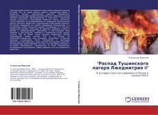 """Обложка """"Распад Тушинского лагеря Лжедмитрия II"""""""