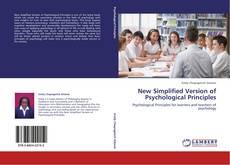 New Simplified Version of Psychological Principles的封面