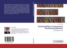 Buchcover von Sustainability in Consumer's Purchasing Behavior