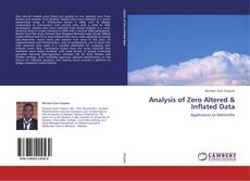 Capa do livro de Analysis of Zero Altered & Inflated Data