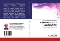 Buchcover von Короткие волны в аномальных радиоканалах