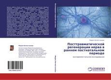 Обложка Посттравматической регенерации нерва в раннем постнатальном периоде