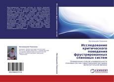 Buchcover von Исследование критического поведения фрустрированных спиновых систем