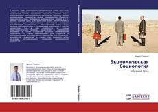 Capa do livro de Экономическая  Социология