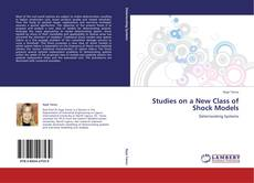 Bookcover of Studies on a New Class of Shock Models