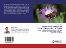 Обложка Comparative Analysis of Value of Education in Egypt