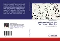Bookcover of Community Literacies and Adult Literacy Education