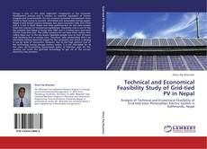 Bookcover of Technical and Economical Feasibility Study of Grid-tied PV in Nepal