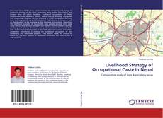 Bookcover of Livelihood Strategy of Occupational Caste in Nepal