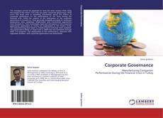 Bookcover of Corporate Governance