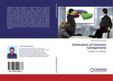 Bookcover of Estimation of Variance Components