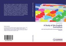 Buchcover von A Study of the English Curriculum