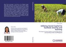 Bookcover of Utilizing Social Capital to facilitate sharing and learning
