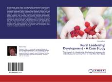 Bookcover of Rural Leadership Development - A Case Study