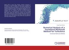 Buchcover von Numerical Analysis of a Variational Multiscale Method for Turbulence