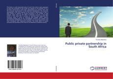 Public private partnership in South Africa kitap kapağı