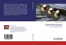 Bookcover of Capital Management