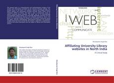 Couverture de Affiliating University Library websites in North India